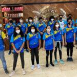 Equipo de Bádminton de Quintana Roo a Nacional Clasificatorio