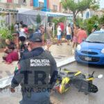 Intento de ejecución en Puerto Aventuras, el sospechoso huyó sin mayor dificultad