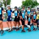 Patinadoras sobre ruedas solidarenses en busca de clasificarse a la Selección Mexicana, categorías juveniles y mayores