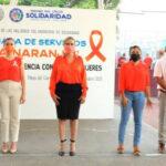 Gobierno de Solidaridad implementa brigadas para promover la erradicación de la violencia contra la mujer